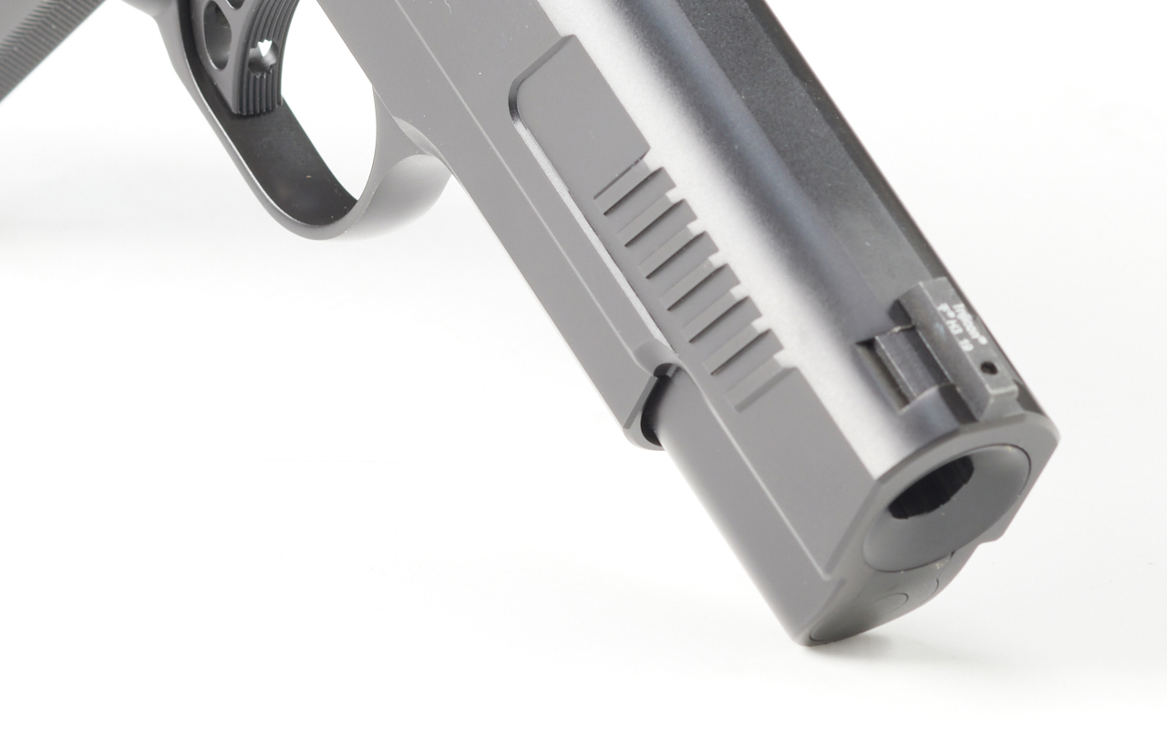 nighthawk custom delegate custom 1911 pistol 45acp
