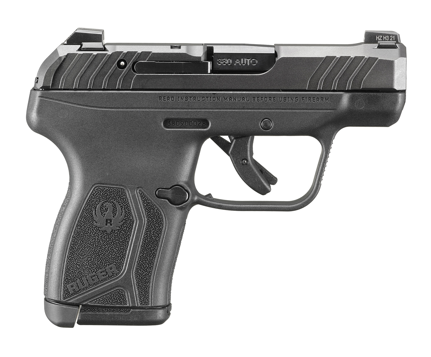 ruger lcp max 380acp ultra compact micro carry pistol