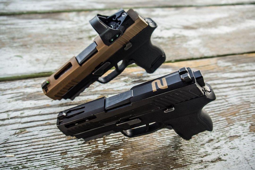 amend 2 magazines s300 hybrid grip module p320 p365 mags
