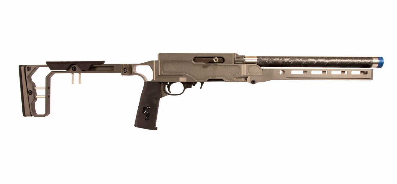 grey birch solutions foundation rdr ldr ruger 1022 rimfire rifle 22lr