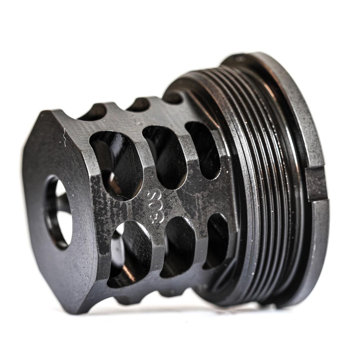 jmac customs x series muzzle brake suppressor mount 1.375x24