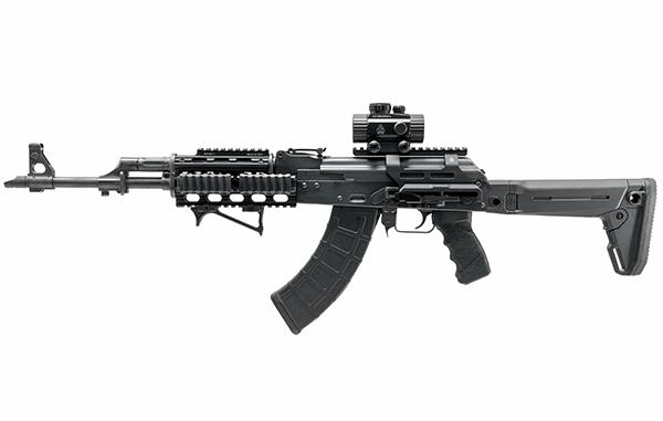 leapers utg qd ak side mount optics ak-47 ak47 m70 n-pap 7.62x39