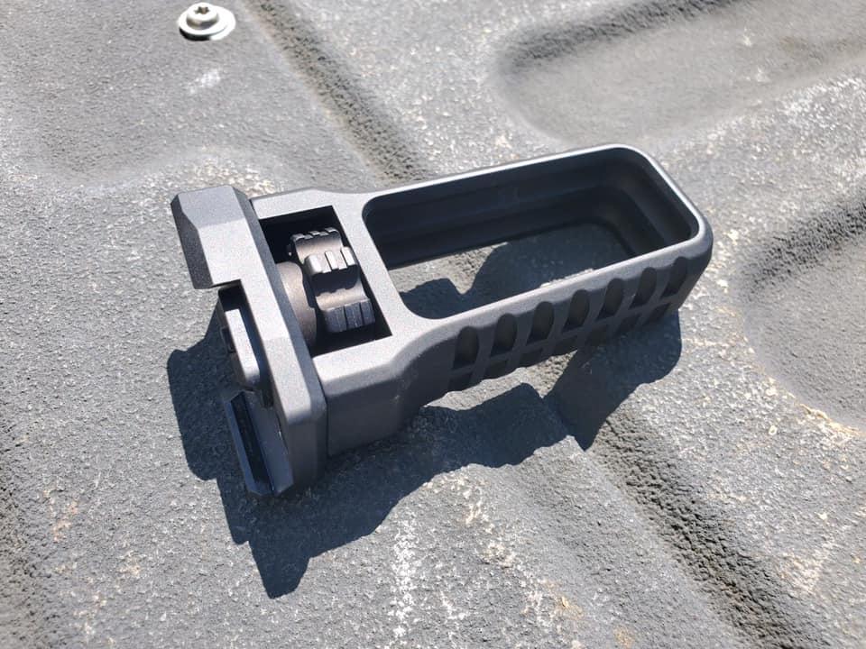 bobro engineering qd forward grip assembly vertical grip