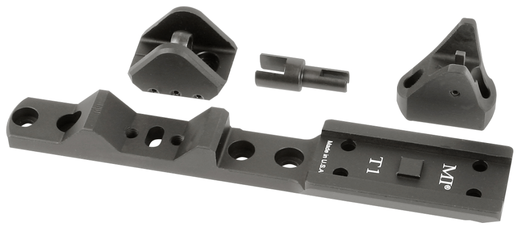 midwest industries marlin lever action rifle ghost ring sights