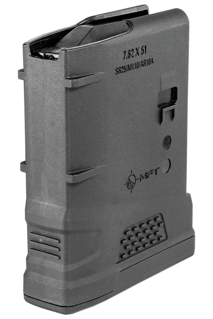 mission first tactical 10 round polymer magazines 7.62x51 nato ar-10 ar10 sr25