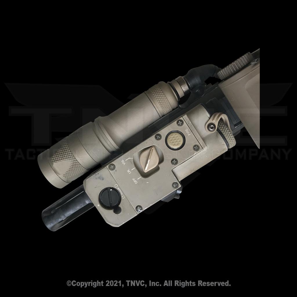 tnvc echo arms cqbl ilm integrated light mount ir laser