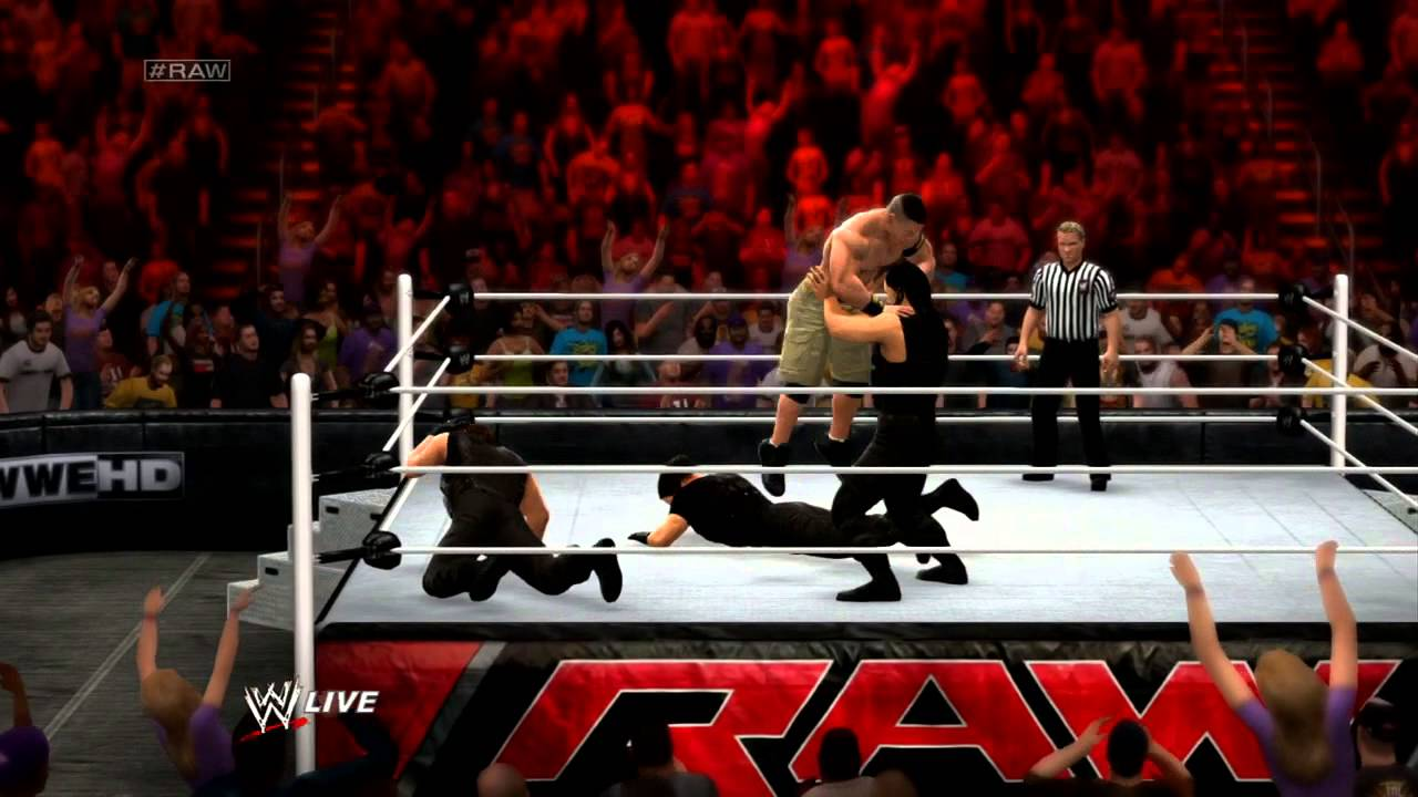 WWE 2K14 Online Servers Shutting Down For Good This Halloween Attack Of The Fanboy