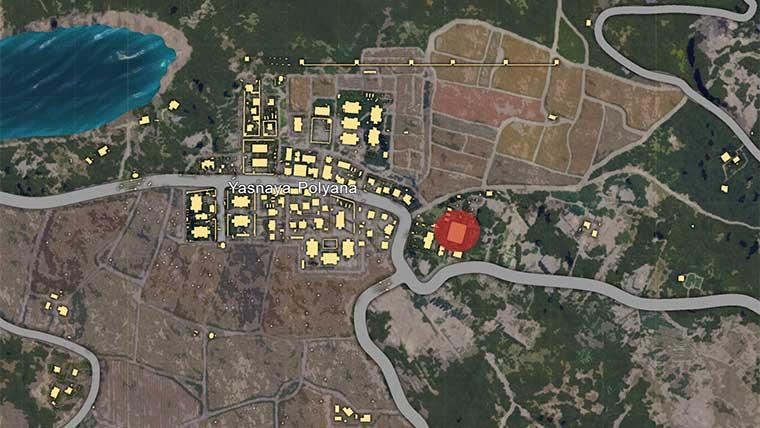 Pubg Loot Map 100 Images Pubg Interactive Map Erangel