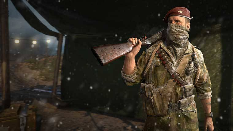 Call Of Duty WW2 Holiday Event Offers New Loot Map
