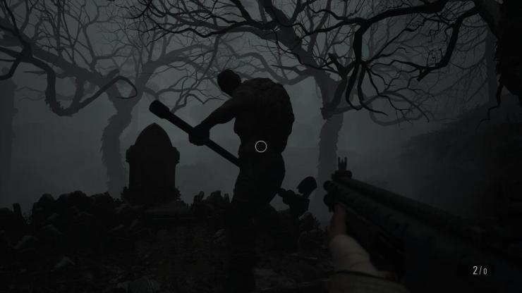 Resident Evil Village tesoro beneviento
