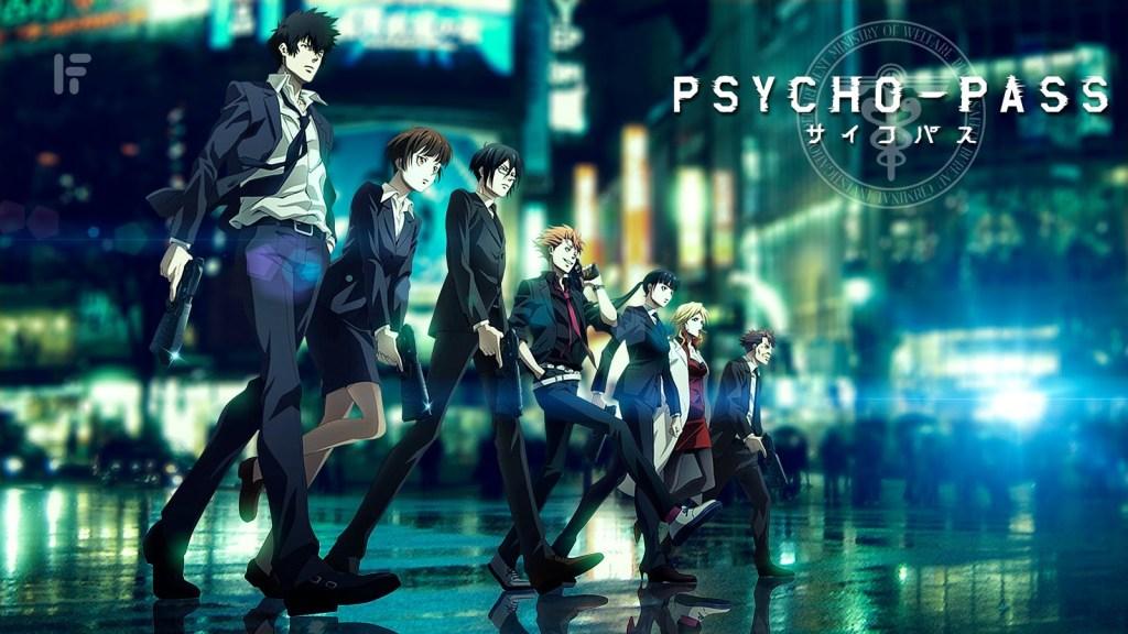 Anime Psycho-Pass 3 ganha mangá em outubro