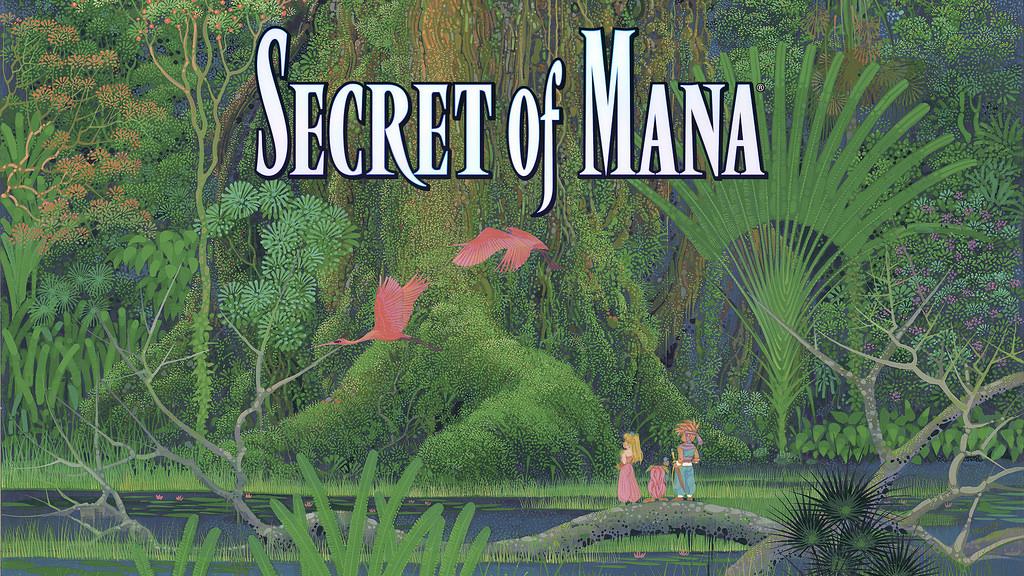 Secret Mana