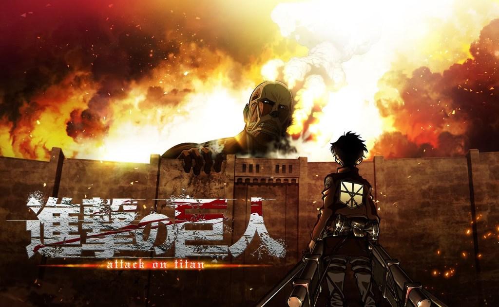 shingeki no kyojin Season 1 Dual Audio [Japanese DD2.0 FLAC – English DD5.1 FLAC] 720p & 1080p HD BluRay | 10bit HEVC ESub