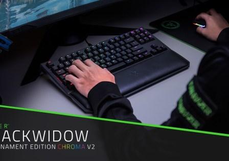 BlackWidow Chroma V2