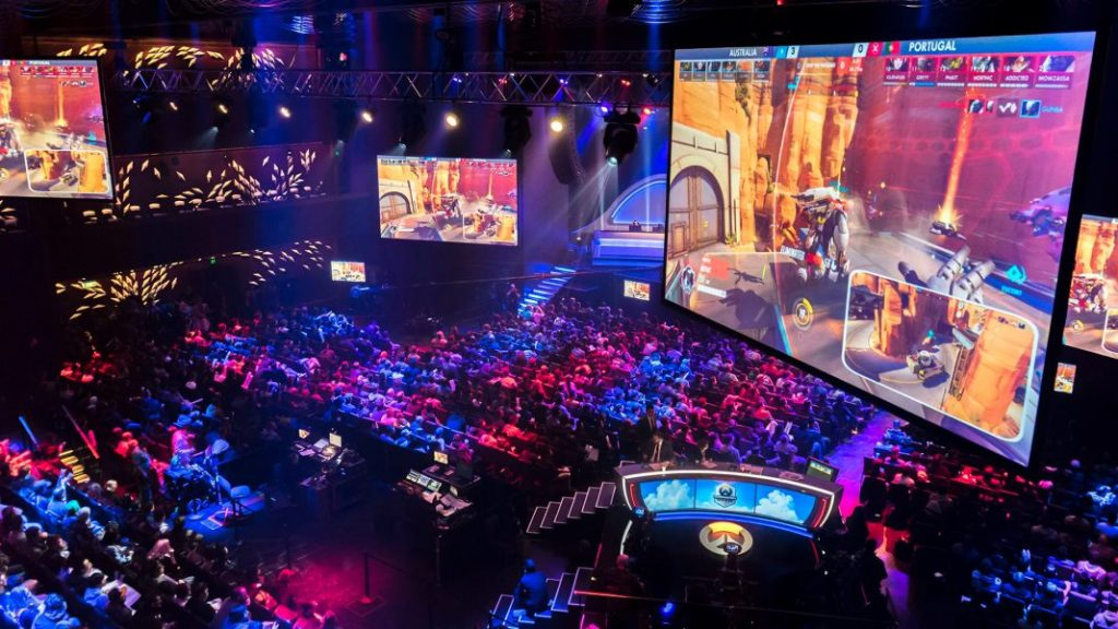 Blizzard Arena for Overwatch League