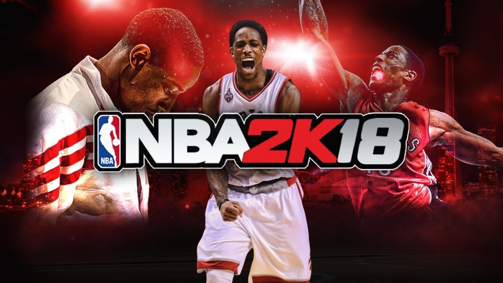 NBA 2K18 Now Available For Pre-load on Xbox One and