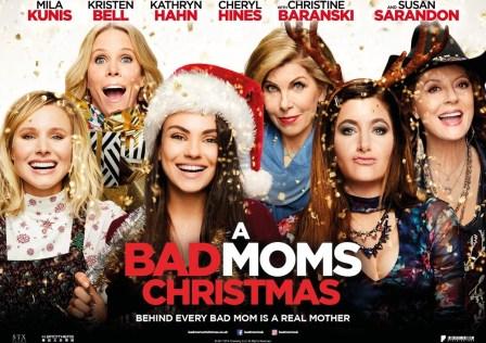 A Bad Moms Christmas (2017) Película Completa Online