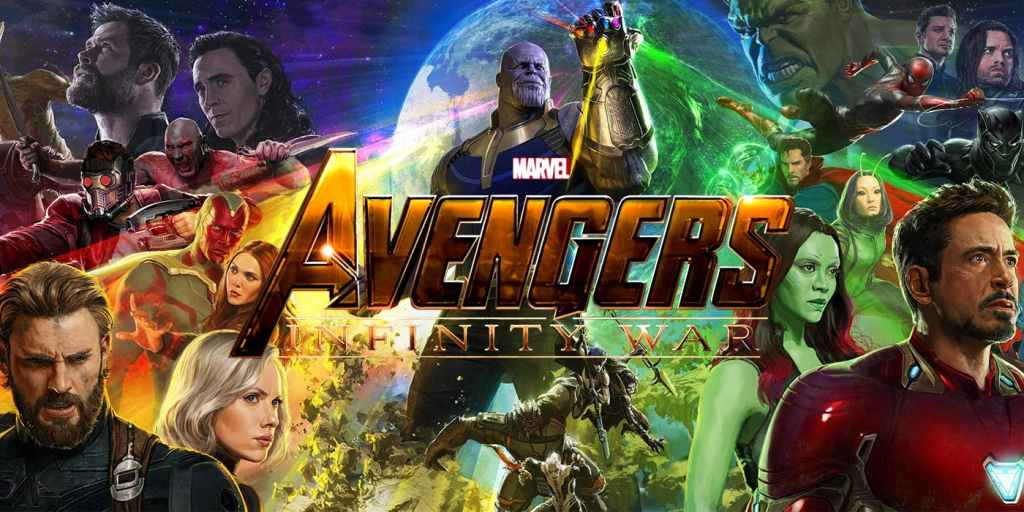 Super Bowl Avengers Infinity War