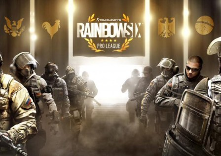 Rainbox Six Siege Pro League