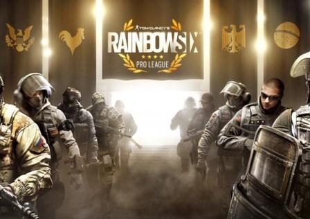 Rainbox Six Siege Pro League