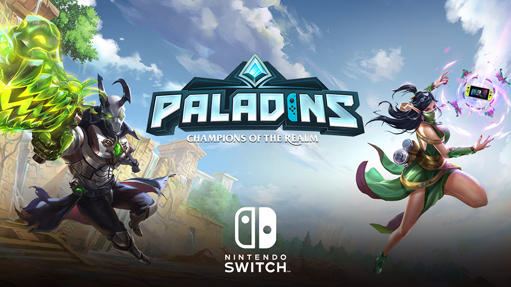 Image result for Paladins for mac