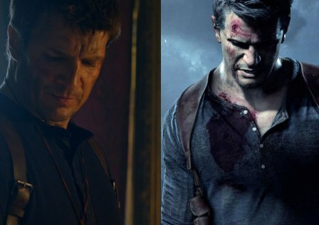 Nathan Fillion Nathan Drake Uncharted