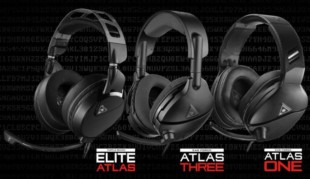 Atlas Headsets