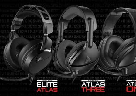 Turtle Beach Atlas Headsets