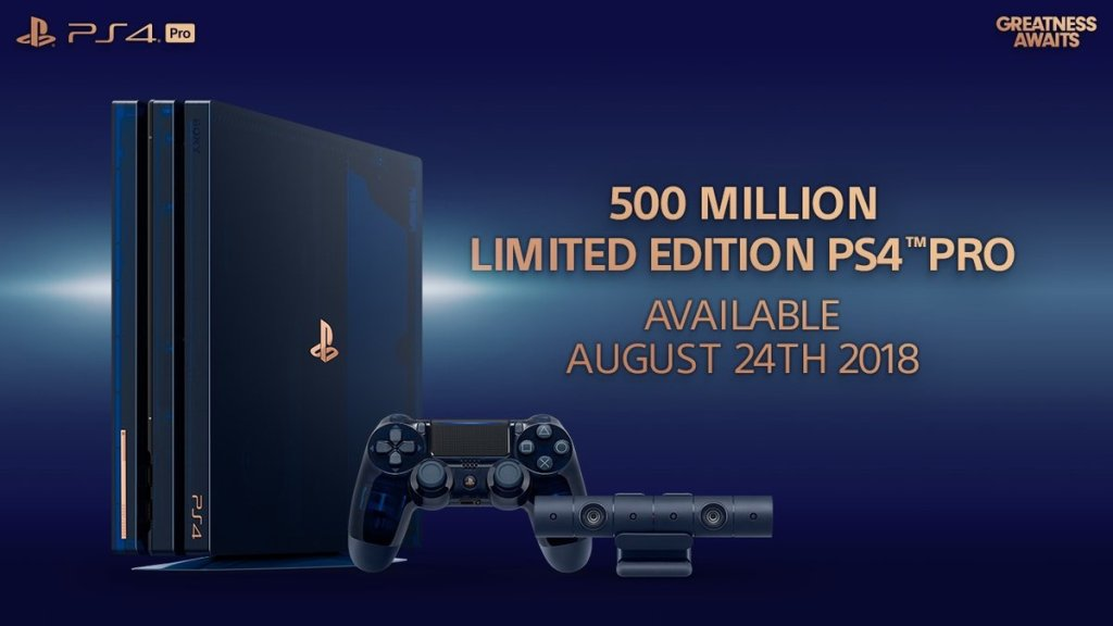 playstation 500 million edition controller