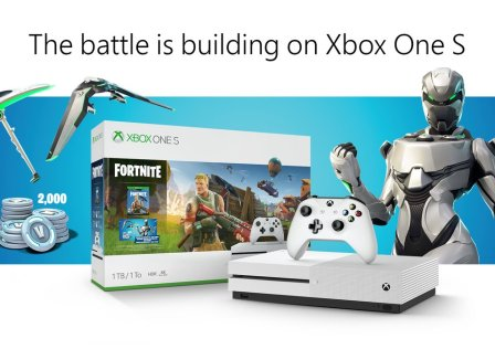 Xbox One Fortnite Bundle
