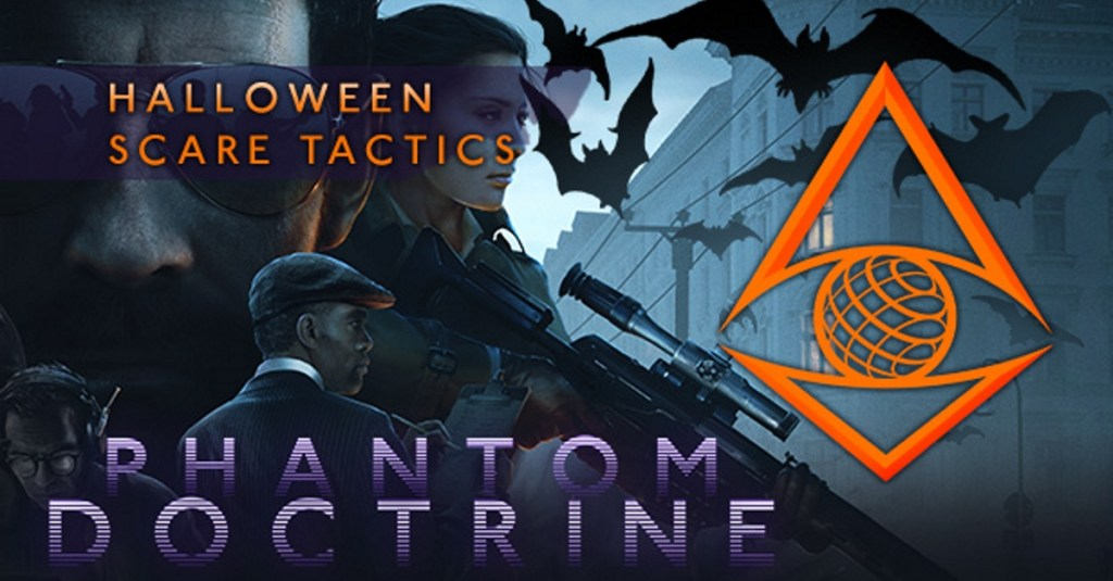 Phantom-Doctrine-Halloween-Scare-Tactics-DLC-Key-Art