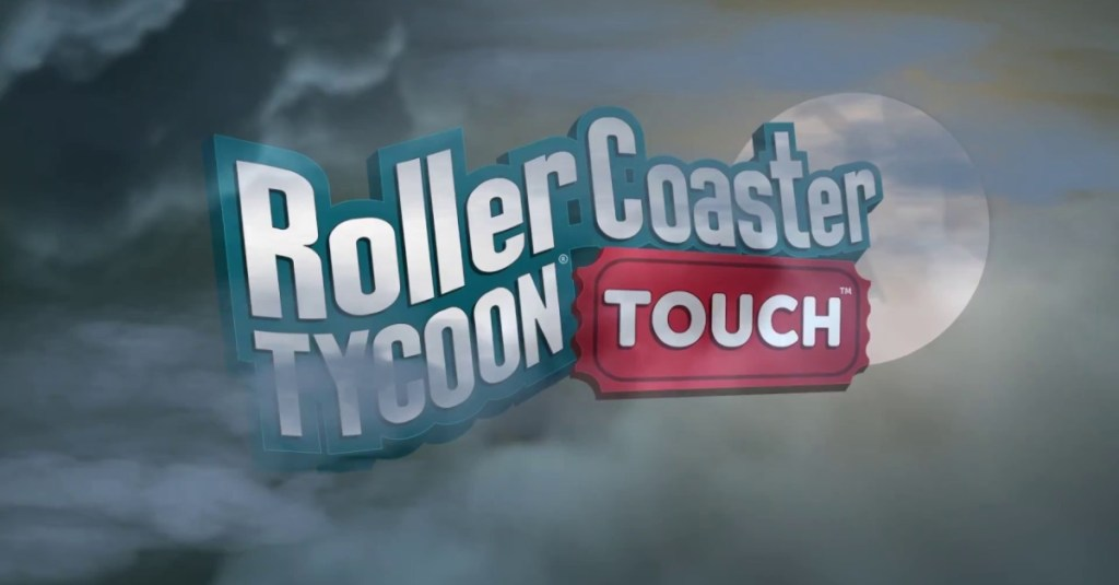 RollerCoaster Tycoon Touch Halloween