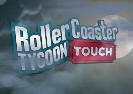 RollerCoaster Tycoon Touch Halloween