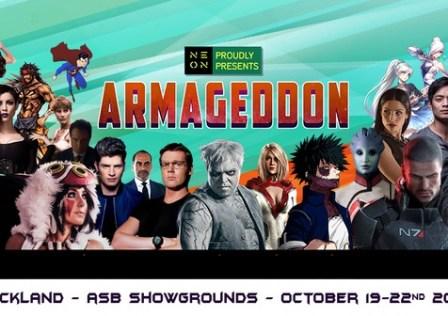 Armageddon Expo Auckland 2018