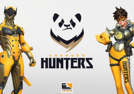 Team Announcement – Chengdu Hunters