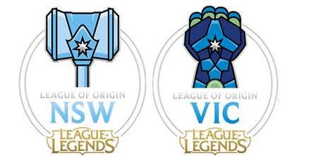 League of Origins Teams
