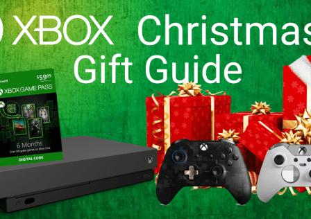 Xbox Christmas Gift Guide