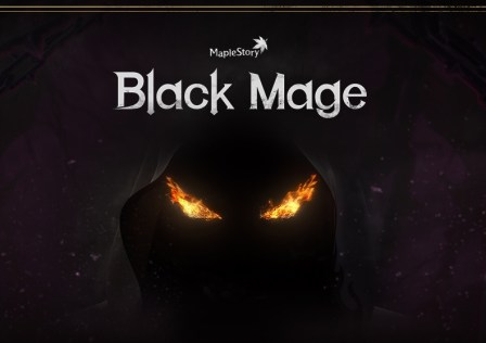Maple Story Black Mage