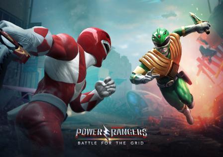 Power Rangers – Battle for Grid