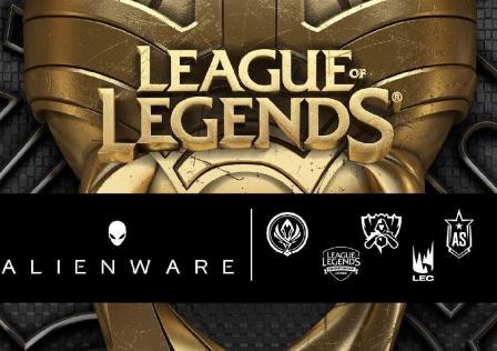 Alienware League of Legends