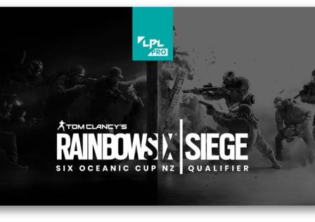 LPL PRO Six Oceanic Cup – Rainbow Six Seige