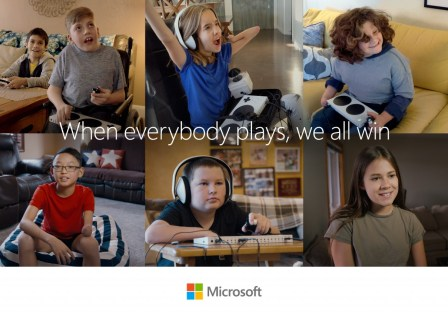 We All Win – Xbox Adaptive Controller