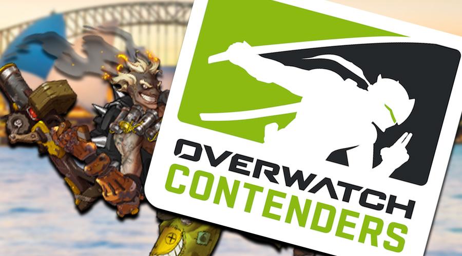 Overwatch Contenders Australia 2019