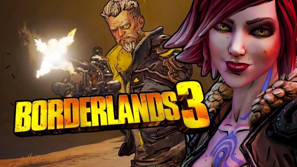 Borderlands 3 Confirmed