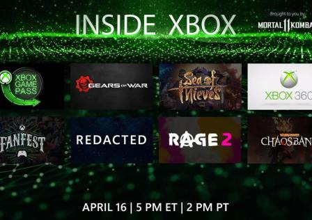 Inside Xbox April