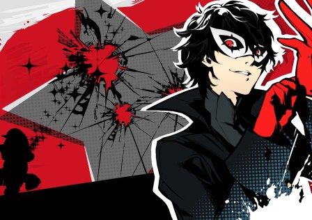 Super Smash Bros Ultimate – Joker – Artwork 01