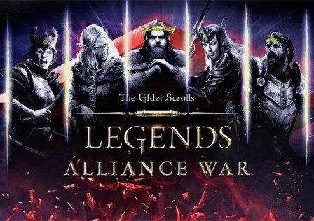 TES Legends Alliance War