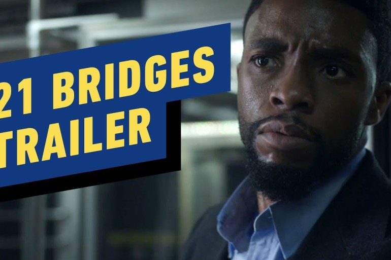 21 Bridges Trailer