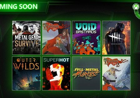 May Xbox Game Pass