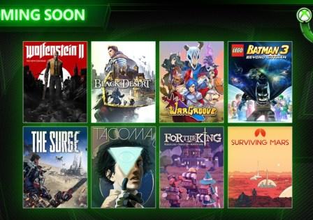 Xbox Game Pass May 2019